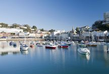 Torquay / Part of the glorious English Riviera, Torquay is a lively resort with so much to see and do