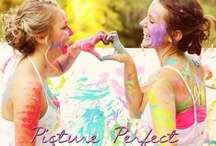Paint photo shoot / by Melinda B