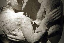 ++ Sculptural / Artist Study Inspiration on Sculptors