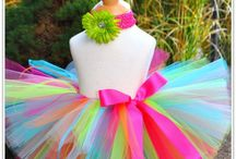 Tutus!  / Every girl should own several (whether she's an astronaut, dentist, or a ballerina), because they're pretty!