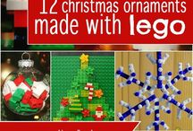 LETS GO LEGO!! / Projects, gifts, storage, for Legos. ,, / by T. (NAN) MILLER