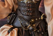 Steampunk Fashion F