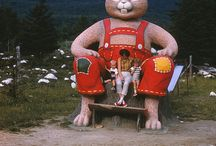 New Hampshire Roadside Attractions / World's largest things and other roadside attractions in New Hampshire to see on your next road trip.