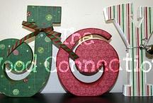 Christmas Ideas / by Kyla Trammell