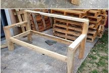 Recycled Wood Projects