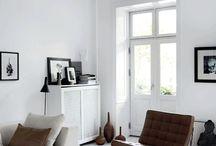 Styl skandynawski / Scandi style / Ciekawe aranżacje wnętrz w stylu skandynawskim. Scandi style Scandinavian home decor