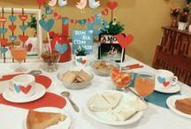 Idéias para festa de aniversário, faça você mesmo / decorações de festas e outros