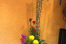Blomster dekration