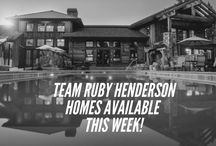 Homes Available This Week