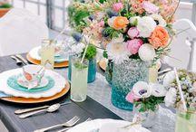 Nakrycia stołu Table settings
