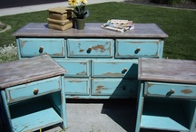 Distressed furniture Projects