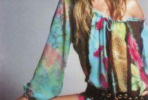 blouse plage