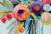 Colorful things for the walls / Art and prints for the walls or home inspiration