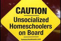 Socialized Homeschoolers