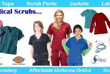 Medical Uniforms Online / Medical Uniforms for nurse and doctors from Iguana Med, Cornerstone, and Spectrum Uniforms. Scrub tops and bottom, lab coats and custom medical uniforms at very affordable price.