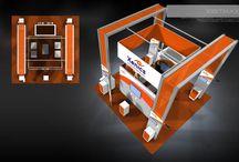 Exhibition Design System Stands