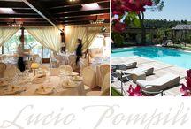 Wedding / Per rendere unico ed indimenticabile il vostro giorno di festa. For an unforgettable day like you wedding day.