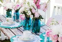 Tea parties / by Loretta Fauchier