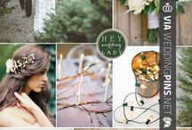 Wedding color trends and themes