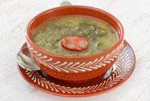 Caldo Verde (Kale Soup) Portuguese