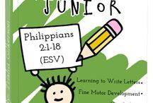 Kindergarten: Handwriting