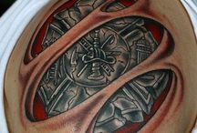 Tattoo fire