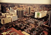 Nairobi City Hotels / Nairobi is the capital city of Kenya and East Africa's most populous city (3.5 million). Nairobi was founded in 1899 as a railway stop en route to Mombasa. Within a decade it grew to become the capital of British East Africa and became Kenya's capital after independence in 1963. It is a major business hub and many Aid agencies headquarter here as well. The city is built on a plateau and it stays pleasantly cool year round.