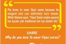 Contests / Vipul Fashions contests