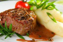 Recepty hovězí maso
