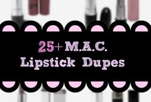 Dupe It / Beauty dupes