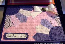 Card crafts  / by Sheri Watson