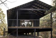 Cabins / Secluded retreats