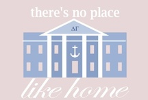 """delta gamma / """"We have this hope as an anchor for the soul, firm and secure..."""" - Hebrews 6:19"""