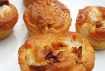 Muffins salés