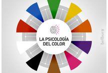 Psicologia del colore / emozioni e sensazione che i colori sono in grado di trasmetterci...