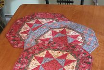 Quilting - Table Toppers