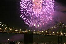 Fireworks ( enlighten happiness)