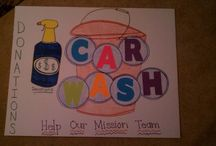 fundraiser ideas / by Valarie Ash