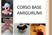 CORSO BASE X FARE AMIGURUMI