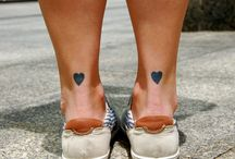 Tattoos I want.  / by Madelyn Witruk