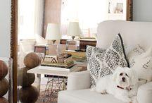 Decor for the Chic Pet Parent / Home decor for the chic pet parent