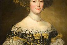 Baroko dámské