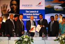 SriLankan Airlines becomes the first airline group in the Indian subcontinent to adopt Amadeus' Altéa IT suite