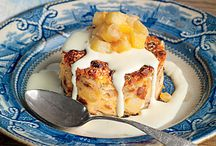 RECIPES: PUDDINGs, etc / by Jane Tindall