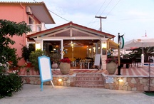 Veranda Restaurant / Homemade traditional Greek dishes, fantastic burgers, and refreshing drinks at Veranda Restaurant at Mathraki Corfu Resort.