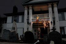 Heintzman House Halloween