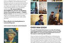 Van Gogh en Vocking Interieur / Gratis toegangskaartjes voor het Van Gogh Museum in Amsterdam bij Vocking Interieur. Vraag naar de voorwaarden in de winkel.