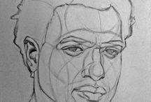 Portraits' Sketches