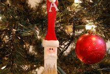 Diy Weihnachts-ornamente