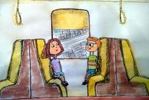 Büffelino / Kinderbuchautorin und Illustratorin